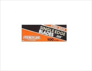 100 Pack Single Edge Razor Blades at Resurfacesolutions.com. and 100 Pack Single Edge Razor Blades.