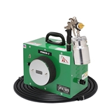 Apollo HVLP Power 3 Turbine with A7500QT Spray Gun and 27 Foot Hose