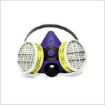 Survivair 3000 Series Half Mask W/ Pre Filter