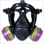 Survivair Opti-Fit™ Full Face Respirator